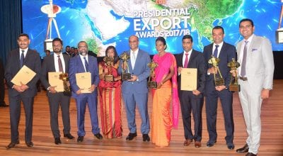 MAS recognised as Exporting Conglomerate of the Year | www.salt.lk - Business News Sri Lanka