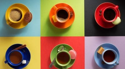 The Brewing Evolution of Coffee and Tea