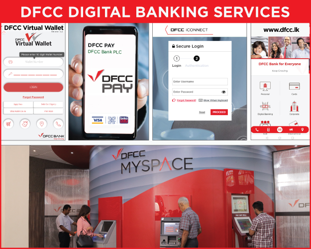 DFCC Bank offers customers a seamless Digital experience in Banking -  Salt.lk